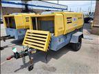 2014 Atlas Copco XATS400 JD7 Air Compressor