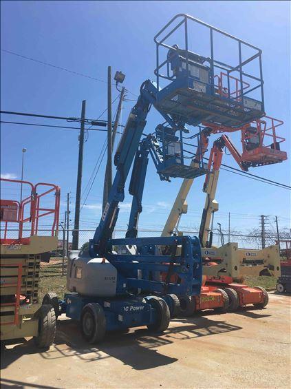 2012 Genie Z-45/25J DC EE Boom Lift