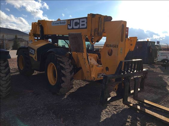 2014 JCB 512-56 S Rough Terrain Forklift