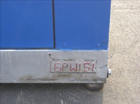 2010 Hatz Diesel 6PWDHS1D81ZSK Pump