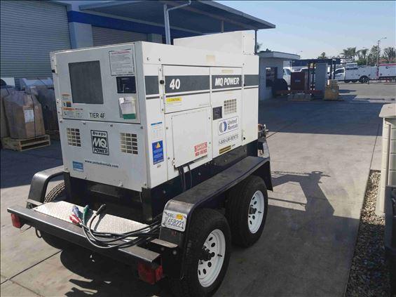 2014 Multiquip DCA40SSKU4F Diesel Generator