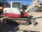 2014 Takeuchi TB285 Mini-Excavator