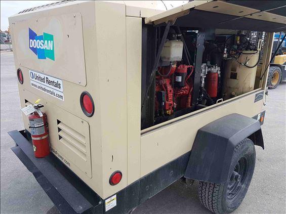 2016 Doosan HP375WCU-T4I Air Compressor