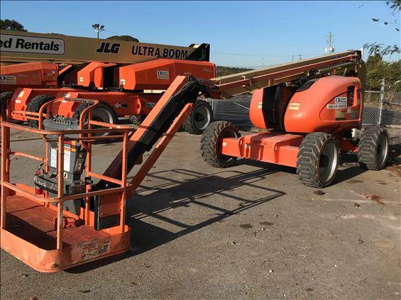 2012 JLG 600AJ-DF-GEN Boom Lift