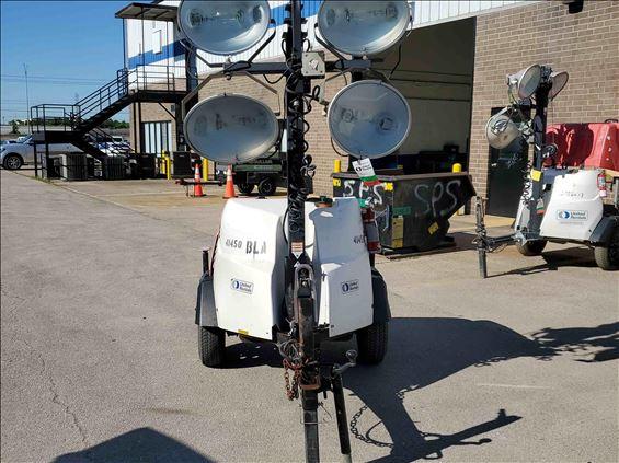 2017 Magnum Pro MLT6SK Towable Light Tower