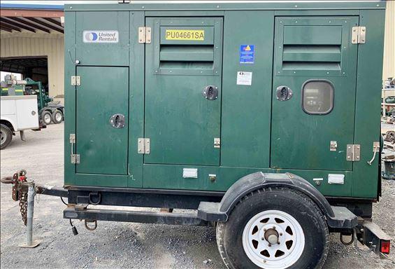 2012 BakerCorp BP44LS-GD66AT Pump
