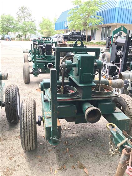2013 SmalLine Water Pumps SL4DDPHE