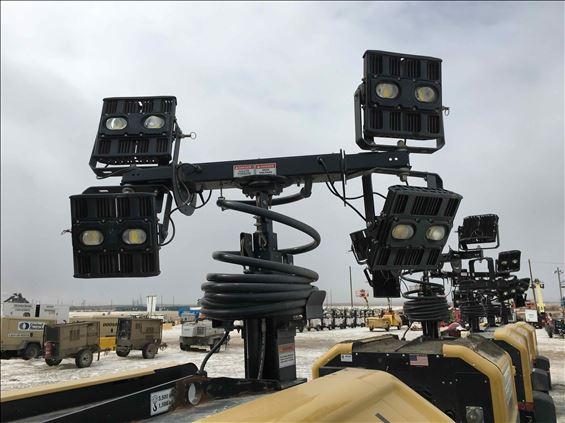 2018 Allmand ML44-I4LE1 Towable Light Tower