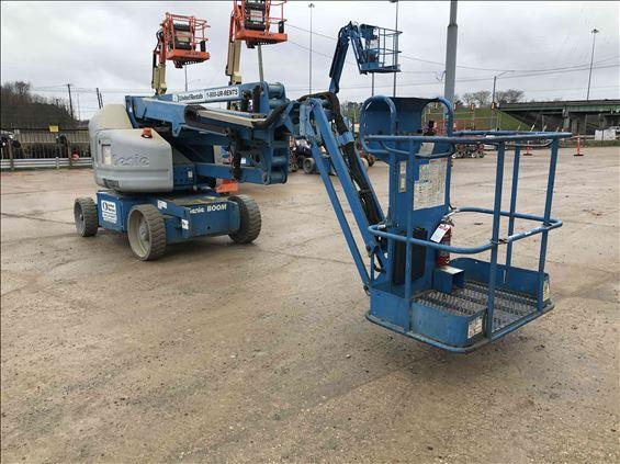 2012 Genie Z-40/23N RJ Boom Lift