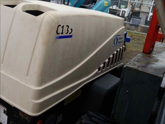 2014 Doosan C185WKU-T4I Air Compressor