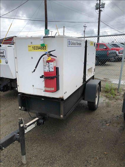 2015 Magnum Pro MMG25CAN6 Diesel Generator