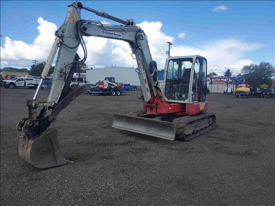 2015 Takeuchi TB280FR Excavator