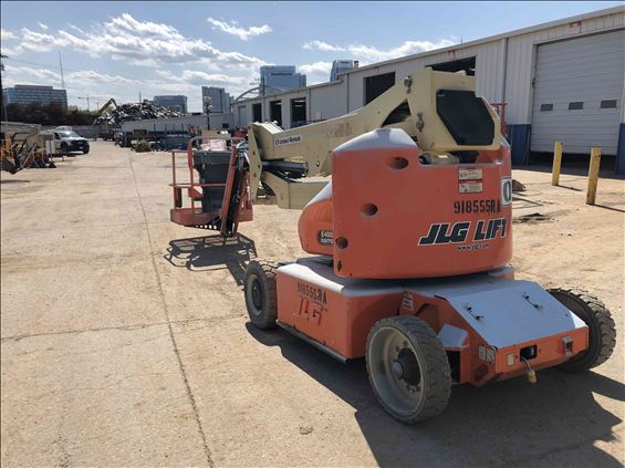 2012 JLG E400AJPN Boom Lift