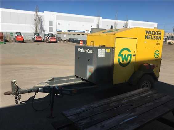 2014 Wacker Neuson E3000ES Ground Heater