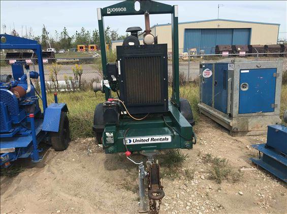 2013 Gorman-Rupp PA6C60-4045T Pump