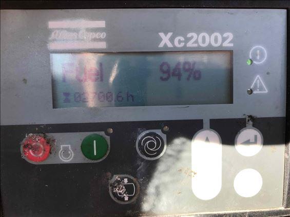 2012 Atlas Copco XAS750JDIT4 Air Compressor