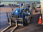 2013 Genie GTH-5519 Rough Terrain Forklift