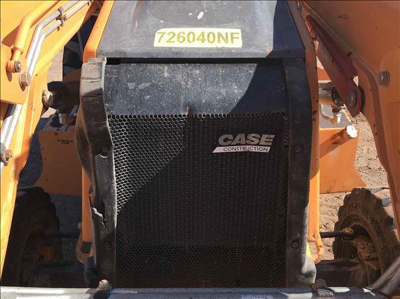 2015 Case 570N EP Wheel Loader