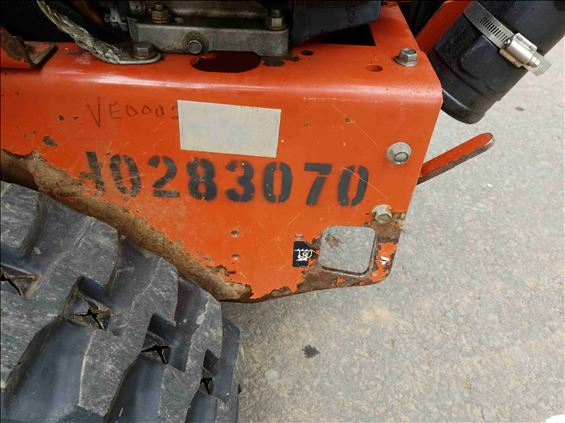 2014 Ditch Witch RT12 Trencher
