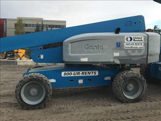 2011 Genie S-85 Boom Lift