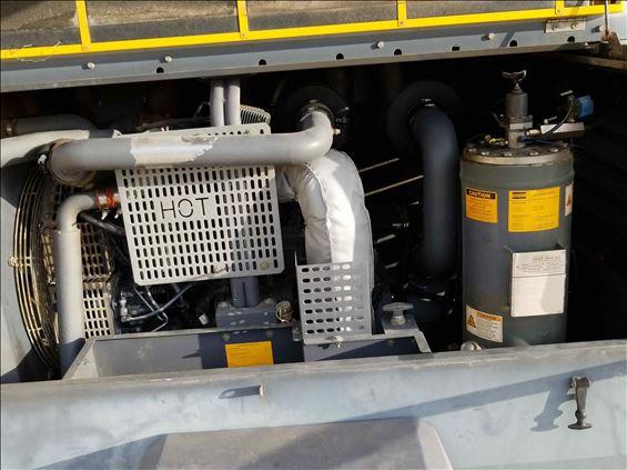2013 Atlas Copco XAS400 Air Compressor