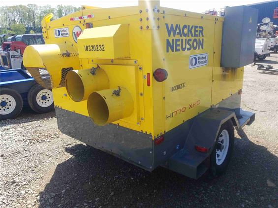 2014 Wacker Neuson HI770XHD