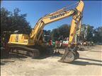 2016 Komatsu PC210LC-11 Excavator