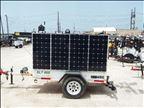 2011 Progress Solar Solutions SLT800 HVR-N Towable Light Tower