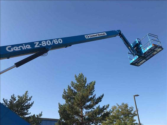 2011 Genie Z-80/60 Boom Lift