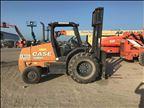 2017 Case 586H Rough Terrain Forklift