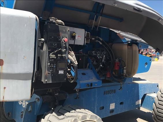 2015 Genie S-85 (T4F) Boom Lift