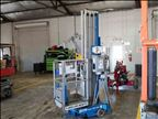 2014 Genie AWP-40SDC Pusharound Lift