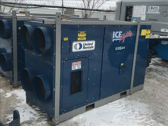 2014 Frost Fighter IHS700LPG/NG Heater