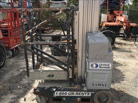 2010 JLG 15MVL Scissor Lift