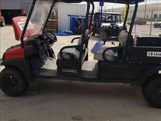 2014 Club Car XRT 1550 SE Utility Vehicle