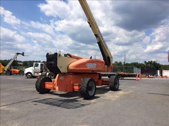 2009 JLG 1250AJP Boom Lift