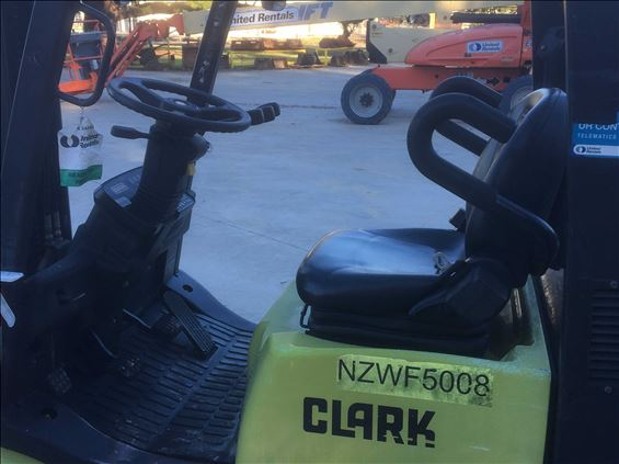 2013 Clarke C25D