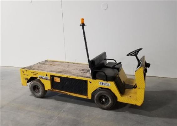 2016 Titan Tool XD2P48V Utility Vehicle