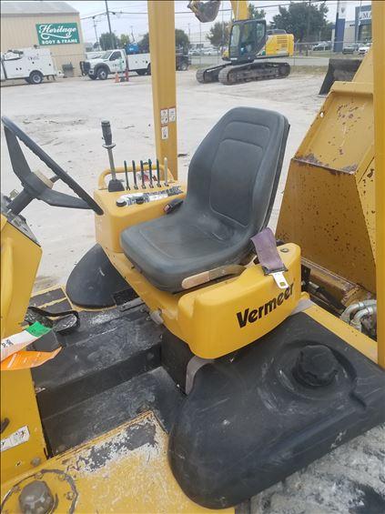 2014 Vermeer RTX750