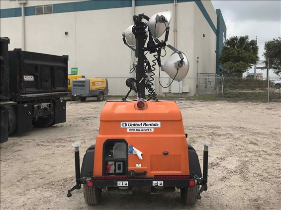 2018 Magnum Pro MLT6SM Towable Light Tower