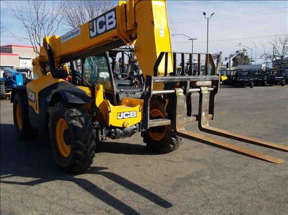 2013 JCB 509-42 S Rough Terrain Forklift