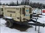 2014 Doosan XP375WJD-FX-T3 Air Compressor