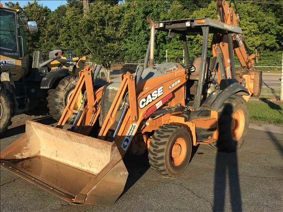2013 Case 580N Backhoe