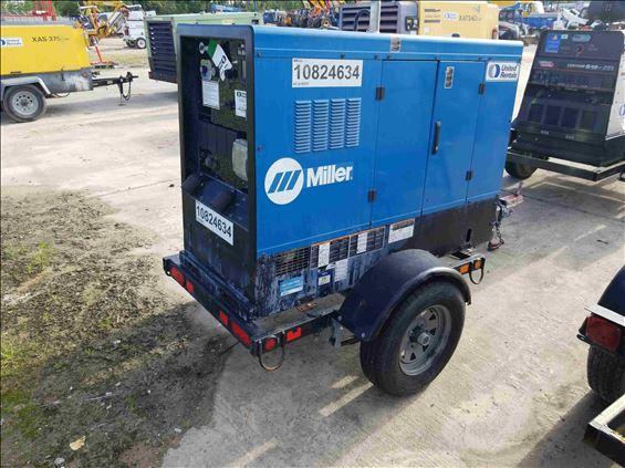 2018 Miller Welders BIG BLUE 500PRO Welder