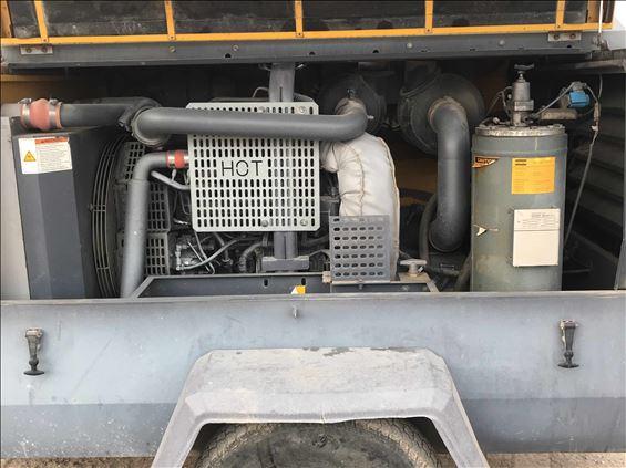 2014 Atlas Copco XAS400JD Air Compressor