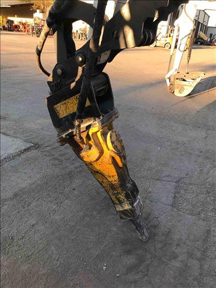 2016 Atlas Copco SB 220 Earthmoving Attachment
