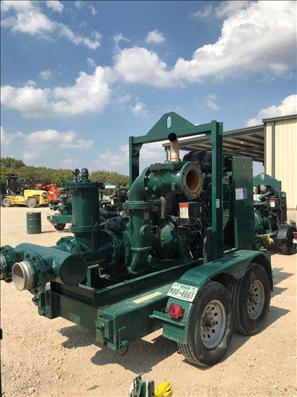 2013 Pioneer Pump PP108S17L716068 Pump