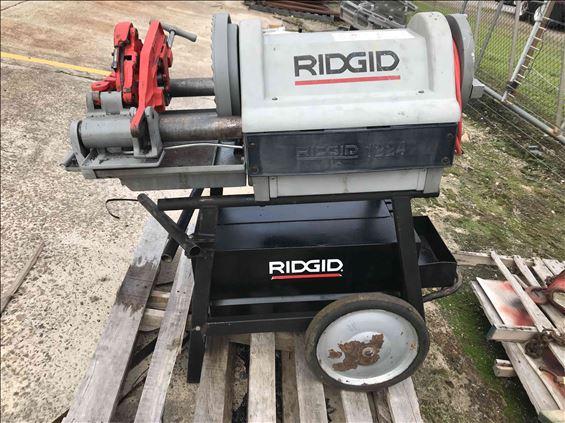2014 RIDGID 1224 Pipethreader