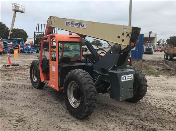 2012 JLG G6-42A Rough Terrain Forklift