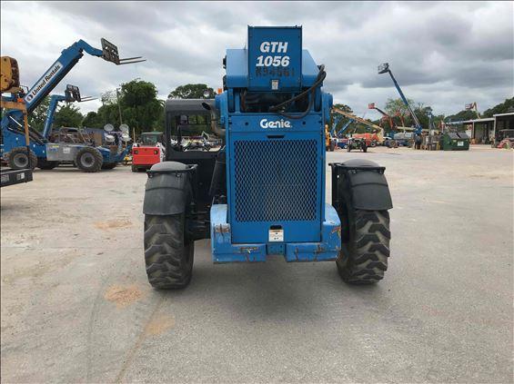 2016 Genie GTH-1056 Rough Terrain Forklift